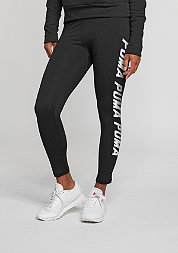 Speed Font Highwaist black