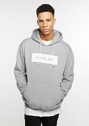 Hooded-Sweatshirt Landscape Logo grey