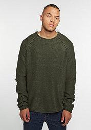 Sweatshirt Raglan Wideneck olive