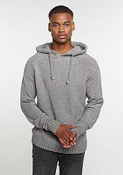 Hooded-Sweatshirt Chenille grey