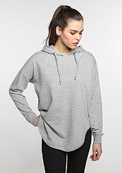Hooded-Sweatshirt Oversized Terry grey