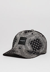 Baseball-Cap BL Paiz Curved black/white