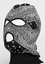 Beanie BL Ski Mask Bumrush black/white