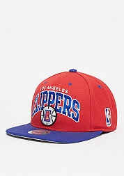 Team Arch NBA Los Angeles Clippers red/blue