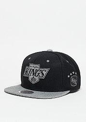 Snapback-Cap Greytist NHL Los Angeles Kings black/grey