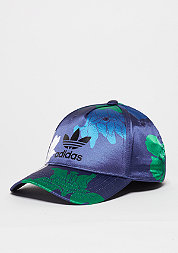 Baseball-Cap Floral Engraving multicolor