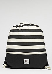 Turnbeutel Peter black stripe