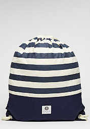 Turnbeutel Peter navy stripe