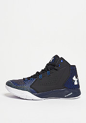 Basketballschuh Torch Fade black/team royal/white