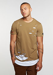 T-Shirt Kraged Camel