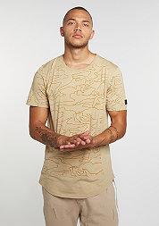 T-Shirt Tee Kamo Beige