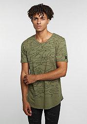 T-Shirt Kamo Kaki
