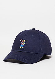 Baseball-Cap Dabbin Crew Curved navy/multi