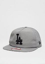 Snapback-Cap Remix Poly MLB Los Angeles Dodgers grey/black