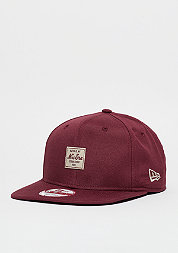 Oxford Patch maroon