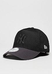 Baseball-Cap Cut Out Mesh MLB New York Yankees graphite