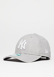 Baseball-Cap Heather Essentials 9Forty MLB New York Yankees heather grey