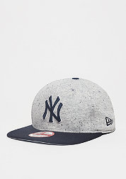 Snapback-Cap Jersey Team MLB New York Yankees grey