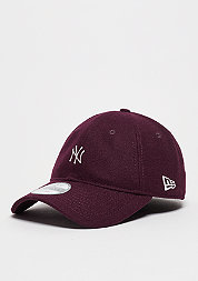 Wool MLB New York Yankees maroon