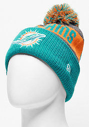 Sideline Bobble Knit NFL Miami Dolphins official