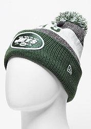 Sideline Bobble Knit NFL New York Jets official