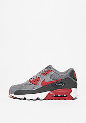 Schuh Air Max 90 Mesh (GS) cool grey/gym red/anthracite