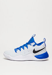 Basketballschuh Hypershift white/black/hyper cobalt