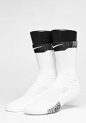 Sportsocken Versatility Crew white/black/white
