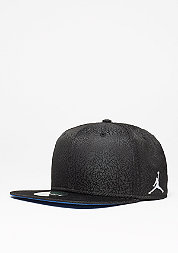 Snapback-Cap 3 Retro black/white