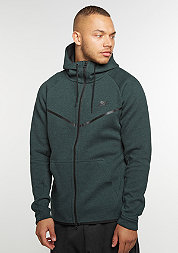 Tech Fleece Windrunner Hoodie seaweed/heather/black