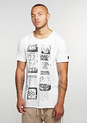 T-Shirt Kazak White