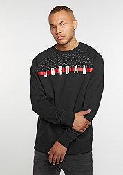 Sweatshirt Seasonal Graphic Crew black/white