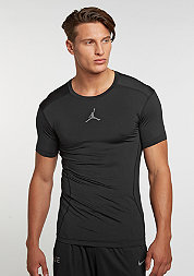 T-Shirt All Season Compression black/cool grey