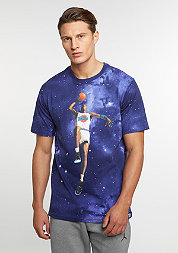 T-Shirt AJ 11 Galaxy white/midnight navy