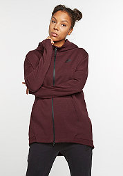 Tech Fleece Cape night maroon/heather/night maroon