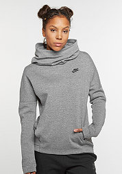 Hooded-Sweatshirt Tech Fleece carbon heather/black