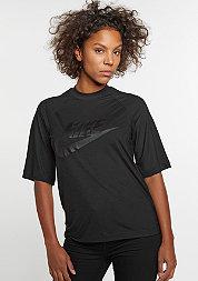 T-Shirt Sportwear black/black