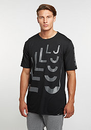 T-Shirt Lebron Art 1 black/black/dark grey