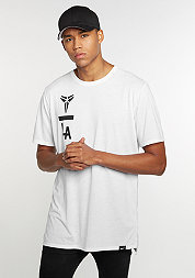 T-Shirt Kobe Art Droptail white/white/black