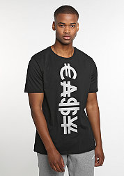T-Shirt KD Verbiage 1 black/black