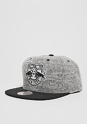 Snapback-Cap Grey Duster MLS New York Red Bulls grey/black
