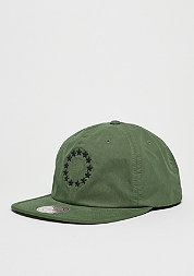 Strapback-Cap Outdoor Low Pro NBA Philadelphia 76ers olive