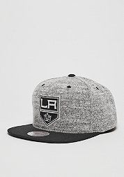 Snapback-Cap Grey Duster NHL Los Angeles Kings grey/black