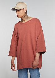 Sweatshirt Short Sleeve rust