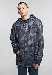 Hooded-Sweatshirt black/camo