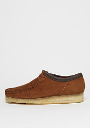 Schuh Wallabee brown