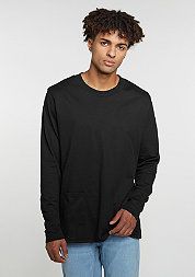 Longsleeve Curb black
