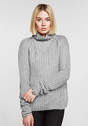 Sweatshirt Haze Knit grey melange