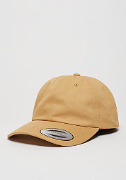 Baseball-Cap Low Profile Cotton Twill curry
