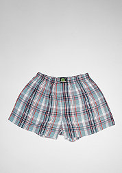 Boxershort Plaid dark blue/light blue/white/red